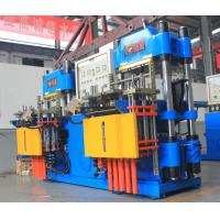 Buy cheap Customized Plate Vulcanizing Equipment Produce Silicone Bracelet With Red And from wholesalers