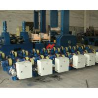 Quality Welding Turning Roll Tank Rotators 10T For Vessel / Tank Welding for sale