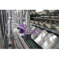 China Belt Capping Type Wine Bottle Filler With Cap Lifter Level Filling Controlled wholesale