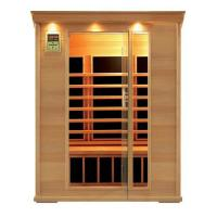 China Far Infrared Sauna House for 3 People on sale