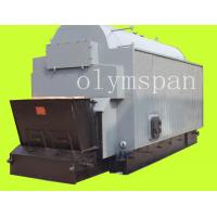 Quality Industrial Coal Fired Steam Boiler Closed Vessel Mechanization Combustion for sale