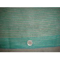 China Dark Green Construction Safety Netting For Scaffolding , HDPE Building Net wholesale