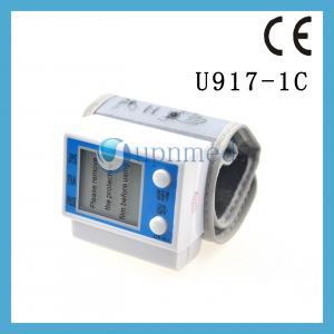 China Wrist Electronic Blood Pressure Monitor,U917-1C wholesale