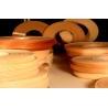 Quality 0.5 mm Furniture Wood Edge Banding Veneer MDF  AA / A / B Grade for sale