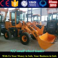 China China Manufacture Small Wheel Loader for Sale on sale