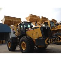 China Mini Small 2200mm Wheelbase 1.6ton 0.9m3 LW160KV Compact Wheel Loader With Snow Plough wholesale