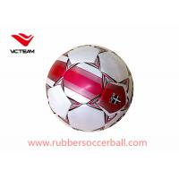Eco friendly laminated Machine Stitched Soccer Ball for World Cup