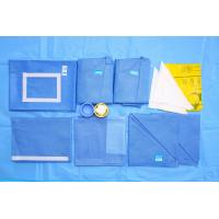 China Blue CE EO Sterile SMMS Disposable Surgical Packs Hospital OB Pack wholesale