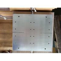 China Vacuum Brazed Compact Plate Fin Heat Exchanger For Wind Power Generator wholesale