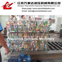 Quality PET Bottles Baler manufacturer for sale