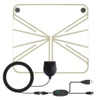 Amplified HD Television Antennas Significant Signal Enhancement Function