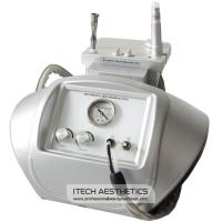 China 2 In 1 Crystal + Diamond Microdermabrasion Machine For Acne Scar Treatment on sale