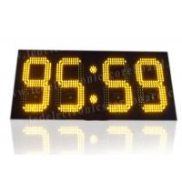 China Indoor Countdown Timer Large Display , Digital Wall Clock With Countdown Timer wholesale