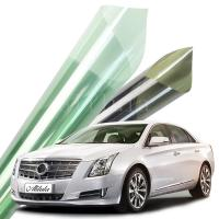 China High quality 2ply SRC plastic auto metal window tinting film in 1.52*30m wholesale