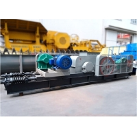 Buy cheap Rock Pebble Mining Ore 10 Ton/H Double Roller Crusher Machine from wholesalers