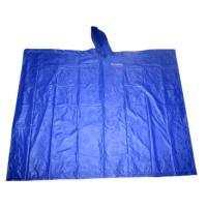 China Blue Children PVC Rain Coats , Red Rainwear Eco-friendly wholesale