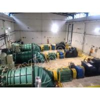 Quality Low Water Head S Type Hydro Turbine / water turbine with Full Regulation Runner for sale