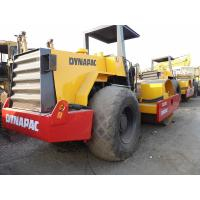 China USED DYNAPAC CA30D Road Roller for sale Dynapac Road Roller sale wholesale