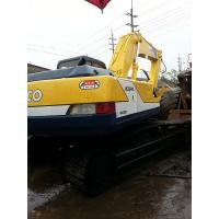 China SK200-3 USED KOBELCO EXCAVATOR FOR SALE ORIGINAL JAPAN USED KOBECL SK200-3 EXCAVATOR SALE wholesale