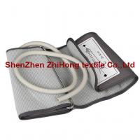 Quality Sphygmomanometer upper arm blood pressure monitor with with hook loop cuff for sale