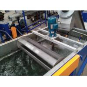 Quality 2000kg/h PET bottle hot washing line/waste pet bottle recycling line for sale