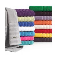 China 100% cotton solid color terry blanket wholesale