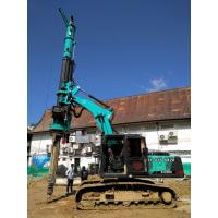 China Restructured Excavator Rotary Piling Rig , 24m Max Pile Depth KR50A wholesale