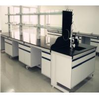 Buy cheap Central Working Modular Lab Bench , Modern Lab Furniture For Physics Lab from wholesalers
