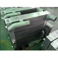 China Water To Oil Construction Machinery Combined Cooler of Plate And Fin wholesale
