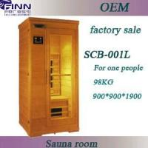 China Far Infrared Sauna Room (SCA-001L) on sale