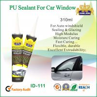 Quality High modulus polyurethane sealants / pu sealant for car window for sale