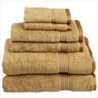 China Extra-Absorbent Egyptian Cotton Towel Set wholesale
