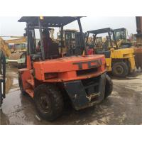 China tcm fd60 forklift with japan condition /original 6ton forklift for sale with cheap price wholesale