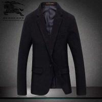 China High-grade woolen cloth designer Soft  Burnish smooth long autumn mens business suit/coat wholesale