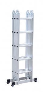 China Corrosion Resistant 4X5 19ft Multi Purpose Ladder wholesale
