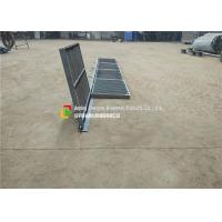 China With Angle Bar and Hinges Hot Dipped Galvanized Grating for Sump  Sewer and Drain wholesale
