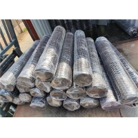 China ISO Low Carbon Steel Wire Hdg Hexagon Metal Mesh 50m Length wholesale