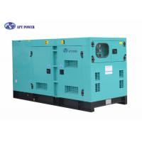 Quality Heavy Duty Enclosure Volvo Diesel Generator 3 Phase , 4 Cylinder for sale