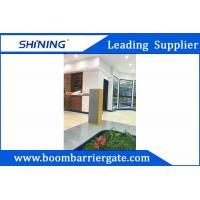 Quality Electronic Boom Barrier Gate For Indoor Exhibition Hall With Manual Button wholesale