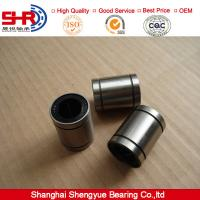 China Standard long type linear bearing LM20UUOP roller linear bearing on sale