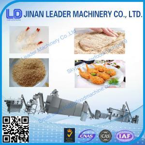 China balls or Strip Bread Crumb processing plant wholesale