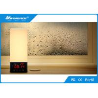 Buy cheap Smart  APP bluetooth speaker with led lamp from wholesalers
