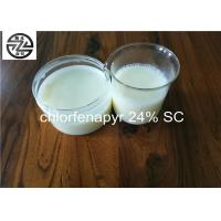 Buy cheap Chemical Pesticide Chlorfenapyr 24 SC , Organophosphate Insecticides from wholesalers