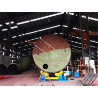 Buy cheap Self Aligned Welding Rotator 40Ton for Air Receivers Casing Pipes and Process Tanks from wholesalers
