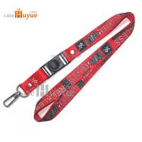 China Promotion Gift Badge Lanyard with heat transfer printing from China Wholesale wholesale