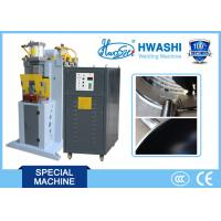 China Capacitor Discharge Welding Machine , Non-stick Pan Handle Projection Welding Machine wholesale