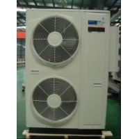 Buy cheap Flower greenhouse thermostatic heating heat pump unit air source heat pump from wholesalers