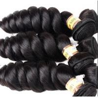 China Full Cuticles Body Wave Unprocessed 8A Virgin Hair With Lace Closure wholesale