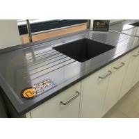 Buy cheap Epoxy Resin Acid Resistant Laboratory Sinks In Wall Bench / Centre Bench from wholesalers