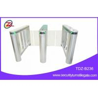 Quality Building speed gate  , fingerprint attendance system swing barrier for sale